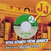 Rulers - Don't Be Rude / Carib Beats - JJ Special (JJ / Reggae Fever) EU 7""